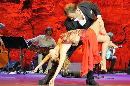Tango en Europa