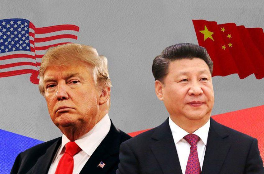 Conflicto diplomático China – EEUU