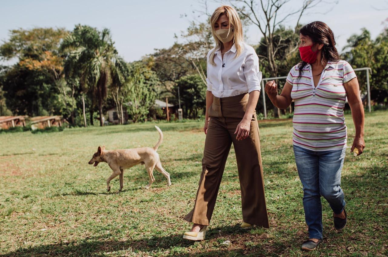 """Lanzamiento de la campaña  """"Mujeres Rurales, Mujeres con Derechos"""""""
