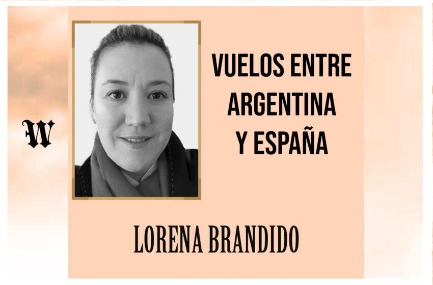 Vuelos entre Argentina y España
