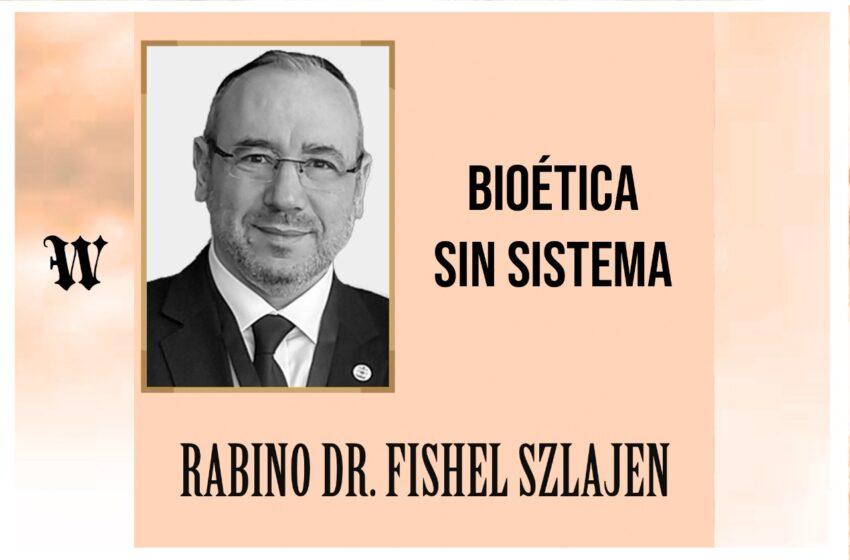 Bioética sin sistema: arbitrariedad en la asignación de recursos vitales