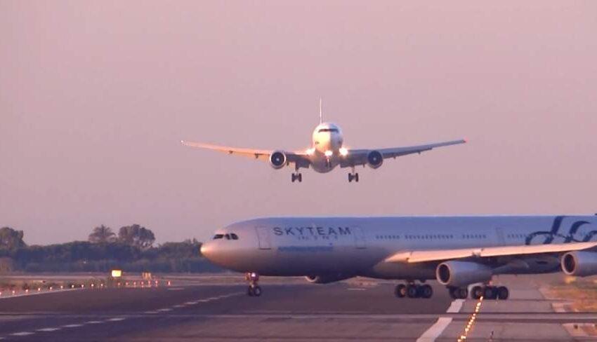 Cuarentena aérea: ya empiezan a suspender también los vuelos de octubre