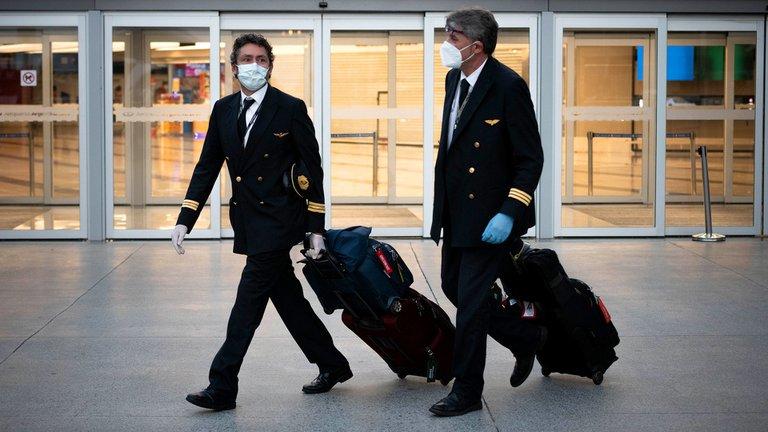 El Gobierno confirmó que está todo listo para que el 1 de octubre regresen los vuelos de cabotaje e internacionales