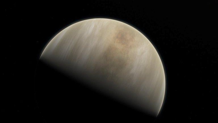 Descubrieron indicios de vida en las nubes de Venus