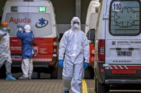 El AMBA lleva siete semanas de caída en contagios de coronavirus