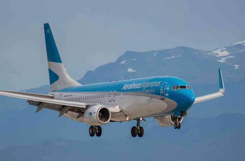 Aerolíneas Argentinas: cómo será su programación
