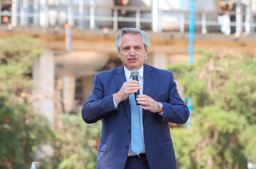 El gobierno anunció el proyecto del acueducto biprovincial Santa Fe-Córdoba