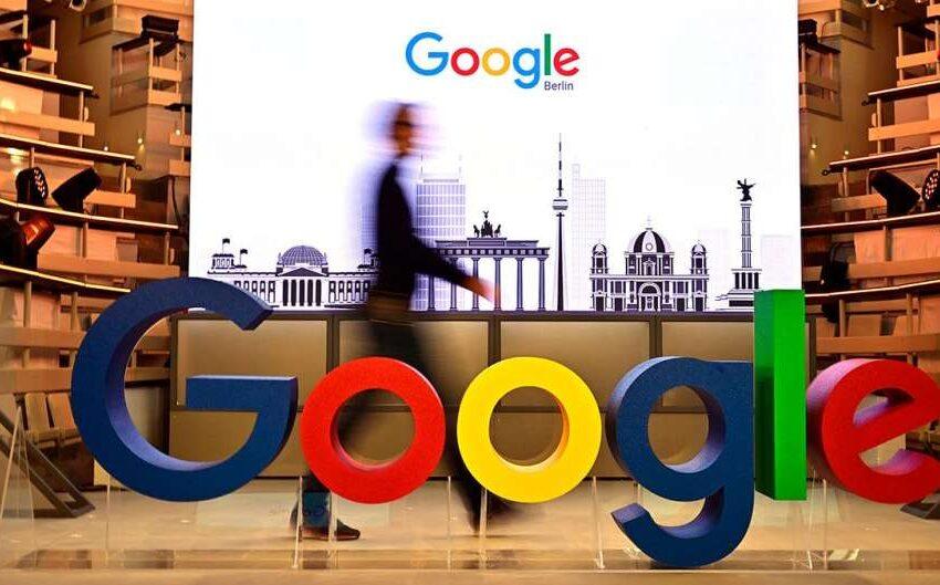 Estados Unidos inicia una acción judicial contra Google