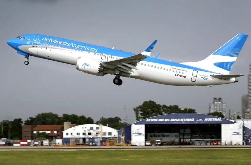 Cabotaje: cómo serán los vuelos en octubre