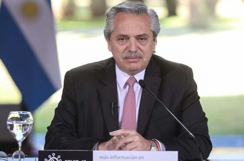 """Alberto Fernández: """"Lo que hicieron es un estrago jurídico"""""""