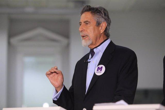 Francisco Sagasti será el nuevo presidente interino de Perú