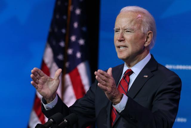 El Colegio Electoral reconoció la victoria de Joe Biden