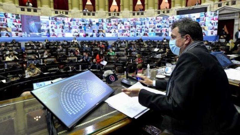 Diputados convirtió en ley la nueva movilidad jubilatoria