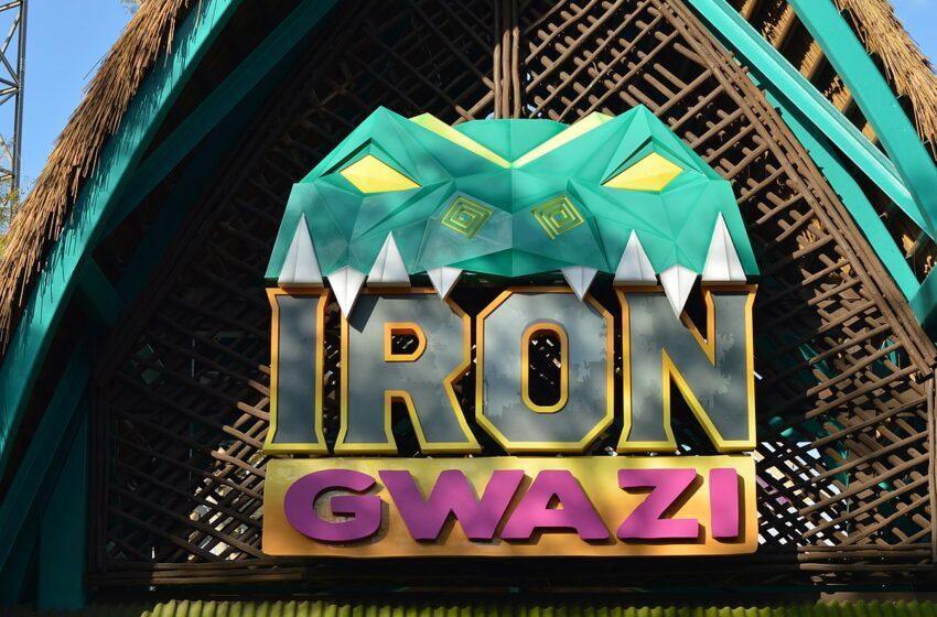 Florida: la montaña rusa más veloz del orbe de Busch Gardens