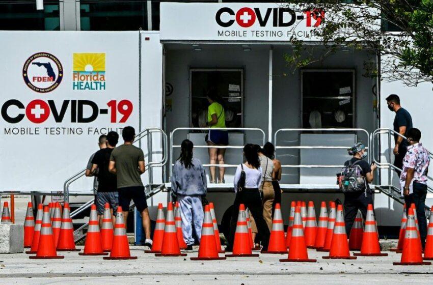 Miami y Orlando ofrecen testeos de PCR gratis