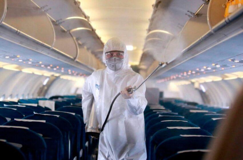 Las 20 aerolíneas que mejor cumplen los protocolos Covid-19