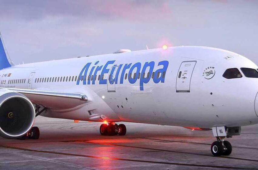 "Air Europa: Campaña ""Time To Fly"""