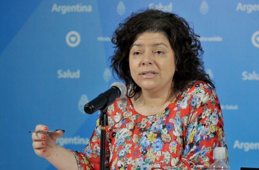 Marcha atrás: Carla Vizzotti dijo que el Gobierno dará las dos dosis de la vacuna Sputnik V