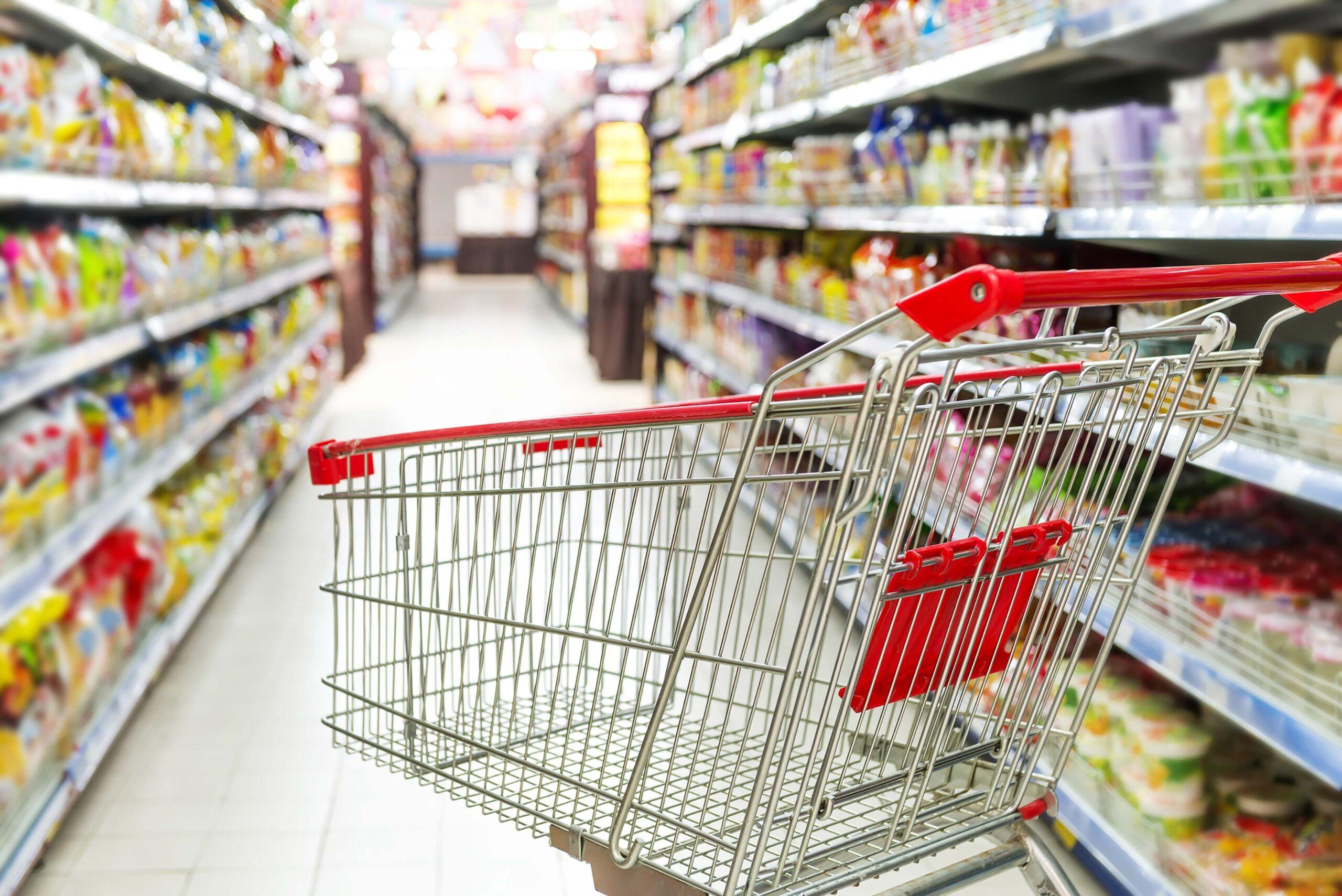 La canasta básica alimentaria aumentó 45,5% en 2020
