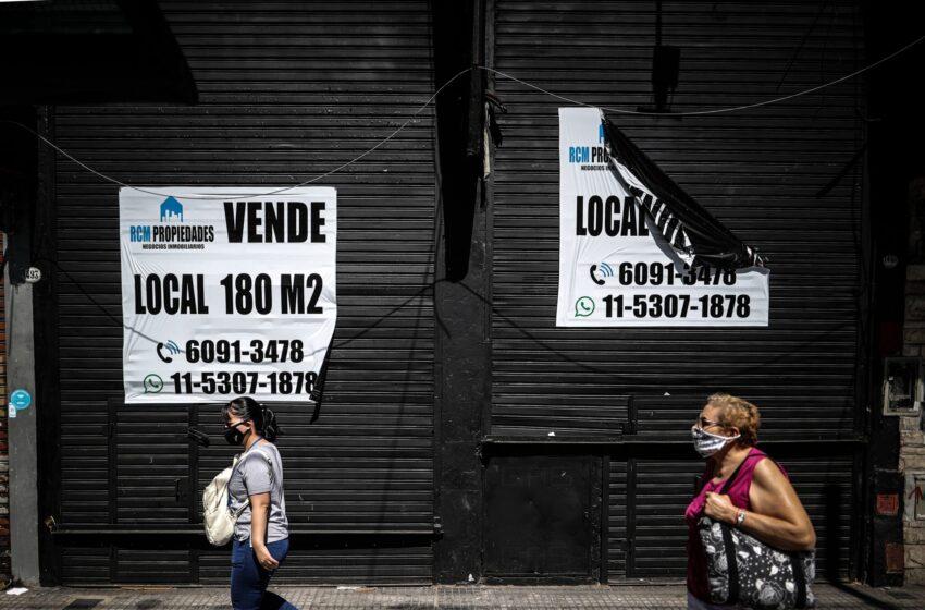 El desempleo llegó al 11% y alcanzó a 2,1 millones de argentinos
