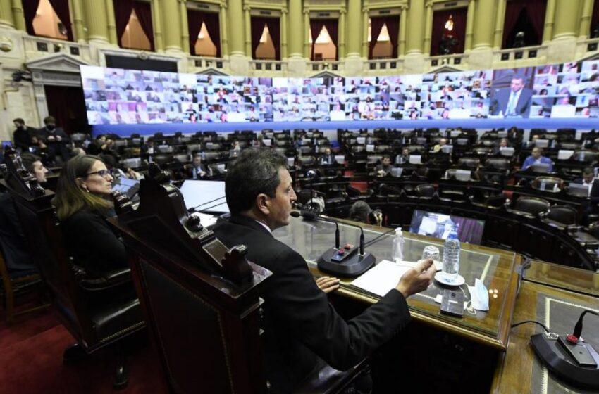 La Cámara de Diputados aprobó la modificación del Impuesto a las Ganancias