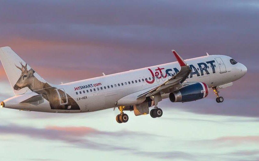 JetSmart presentó su programación desde Aeroparque