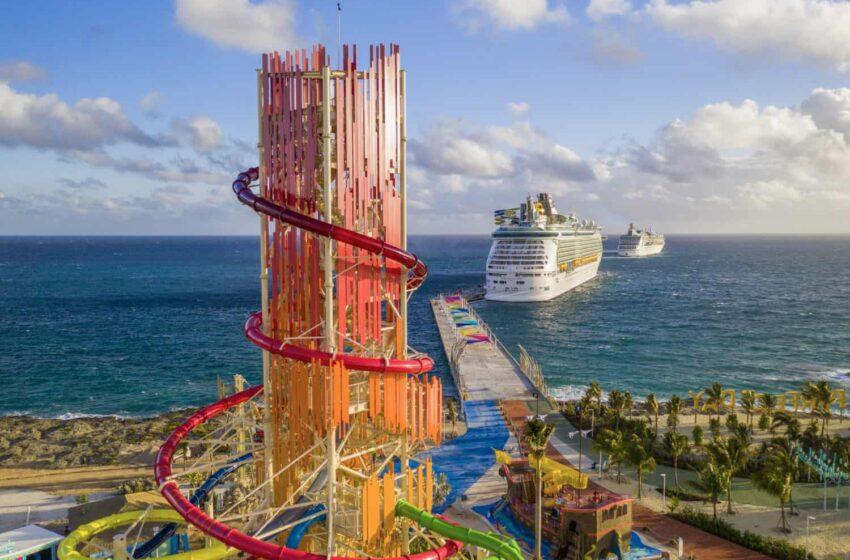 Royal Caribbean vuelve a las Bahamas