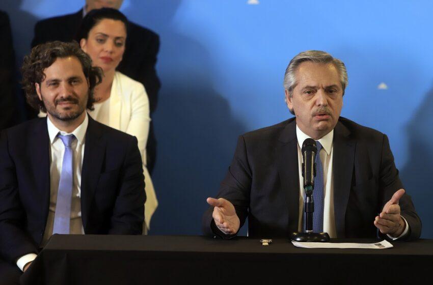 Alberto Fernández derogó tres decretos de Mauricio Macri en materia electoral