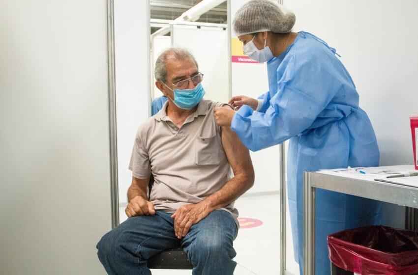 La Ciudad abrió hoy la inscripción para vacunar a los mayores de 60