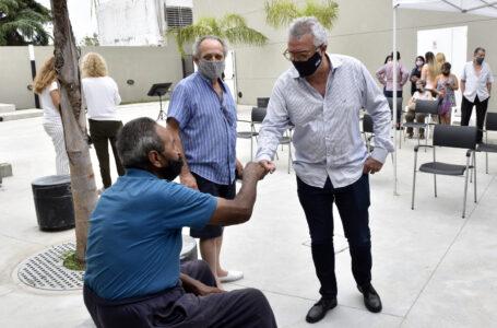 Más vecinos y vecinas de Tigre recibieron la vacuna contra el COVID-19