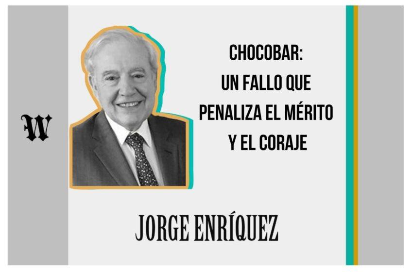 Chocobar: un fallo que penaliza el mérito y el coraje