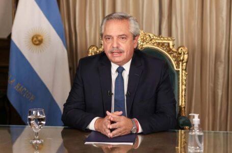 Alberto Fernández le pidió al INADI que analice sus dichos