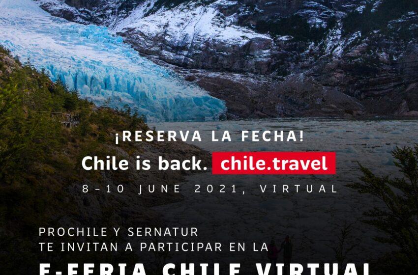 Chile, anfitrión de una feria virtual sin precendentes