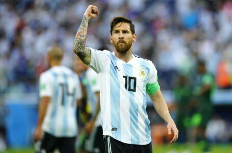 """Lionel Messi: """"Es el momento de dar  el golpe y estamos preparados"""""""