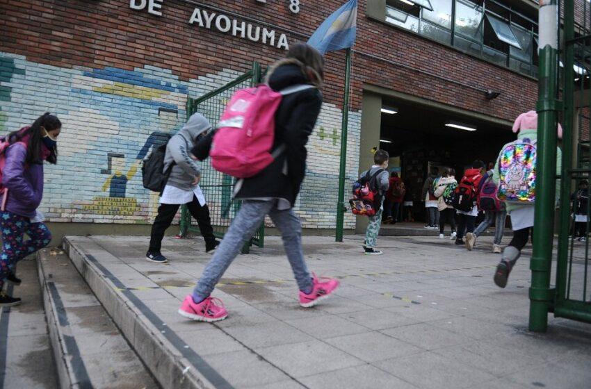 La Ciudad comenzará el ciclo lectivo 2022 el 21 de febrero