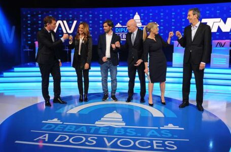 Cómo fue el debate bonaerense entre candidatos a diputados por la Provincia de Buenos Aires